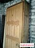 Дверь дубовая с коробкой