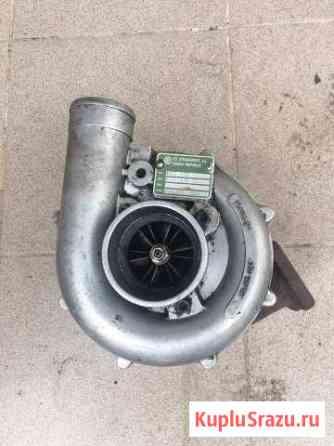 Турбина чешка на камаз Латная