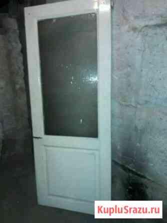 Двери межкомнатные со стеклом Ленск