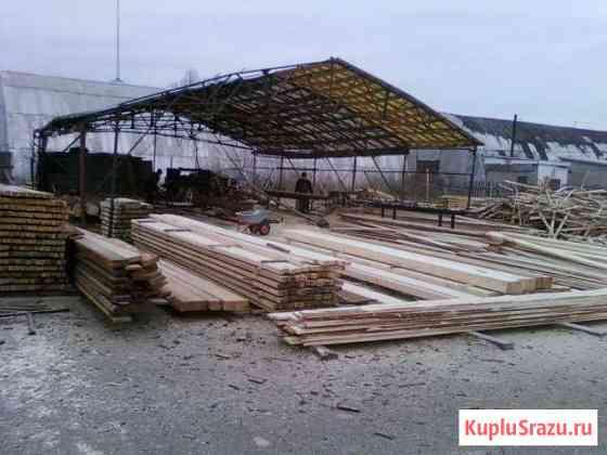 Деревоперерабатывающее производство (пилорама) Абакан