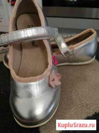 Туфли для девочки Биокомбината