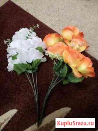 Искусственные цветы Дмитров