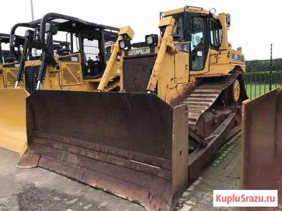 Бульдозер CAT D 6 Komatsu 65 Caterpillar Ржавки