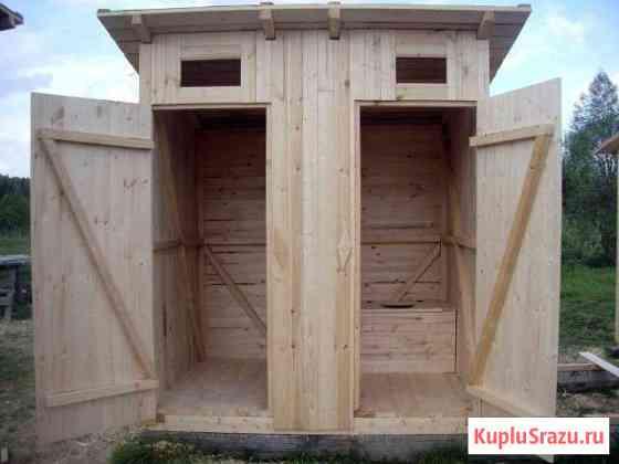 Туалет летний Динская