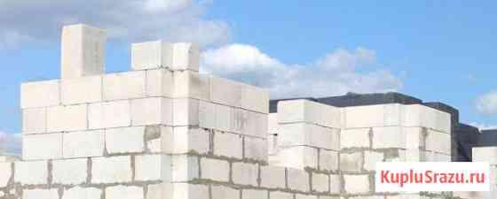 Газоблок D600 строительный Хомутово