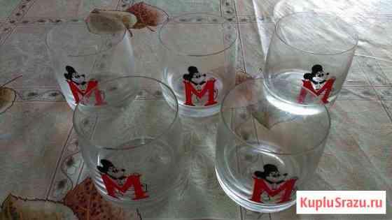 Стакан для сока мики хрусталь 70 х 65 Челябинск