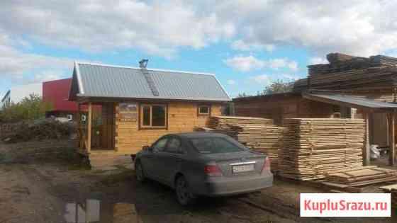 Строим дома бани из бруса Новосибирск