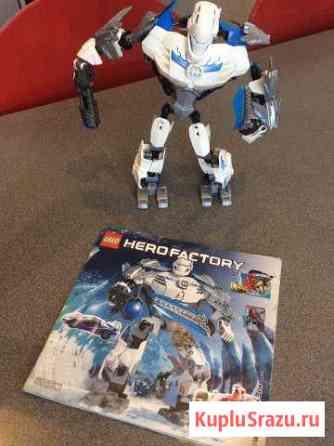 Lego. Фабрика героев. Stormer XL Светогорск