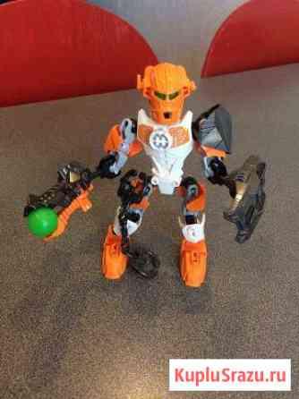 Lego Фабрика героев. Nex Светогорск