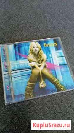 CD Britney Spears оригинал Светогорск
