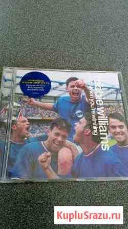 CD Robbie Williams оригинал Светогорск
