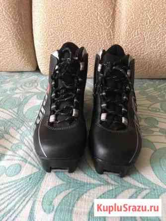 Лыжные ботинки 38 р/р Брянск