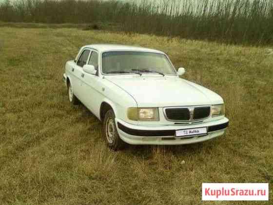 ГАЗ 3110 Волга 2.4МТ, 2000, седан, битый Иланский