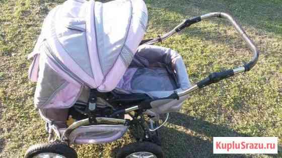 Продаётся коляска универсальная Adamex 3 в 1 Башмаково