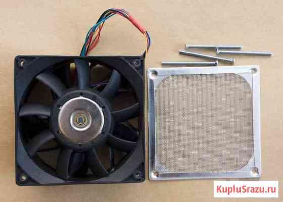 Вентилятор / куллер для asic L3 D3 S9 и других Самара