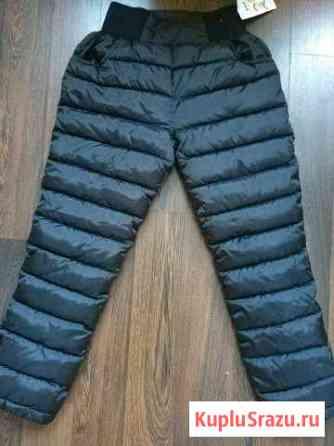 Зимние брюки на пуху Хабаровск