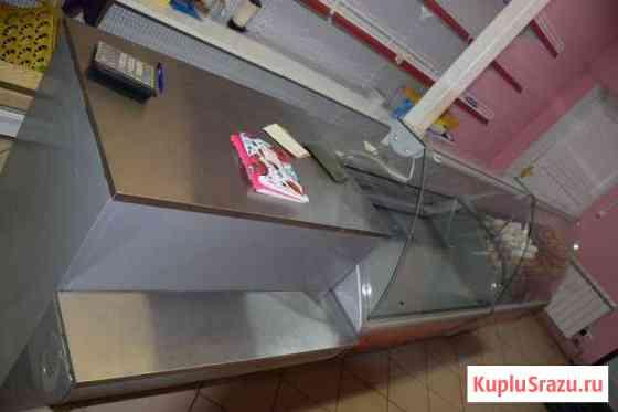 Продам витринные холодильники- лари Калининец
