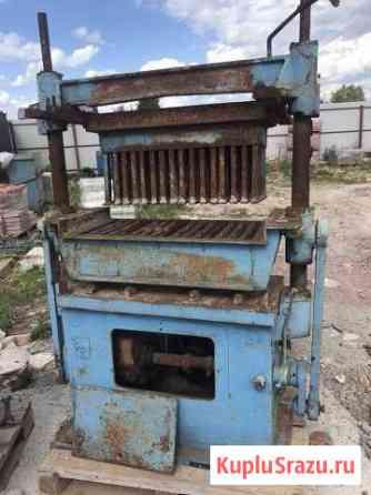 Станок для производство блоков Марфино