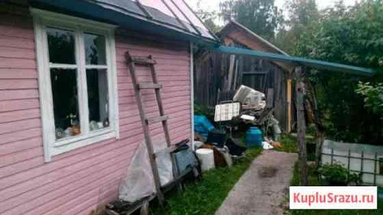 Дача 20 кв.м. на участке 30 сот. Светогорск