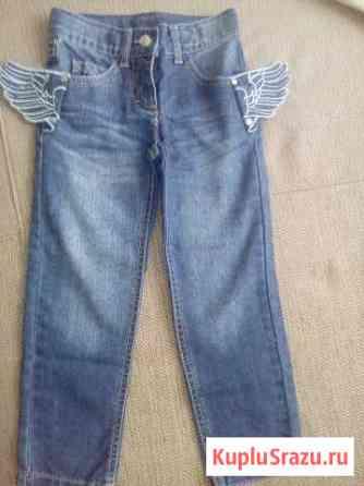 Новые джинсы для девочки Pelican на рост 98 Хабаровск