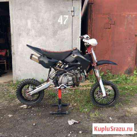 JMC MXR 160 2014 Череповец