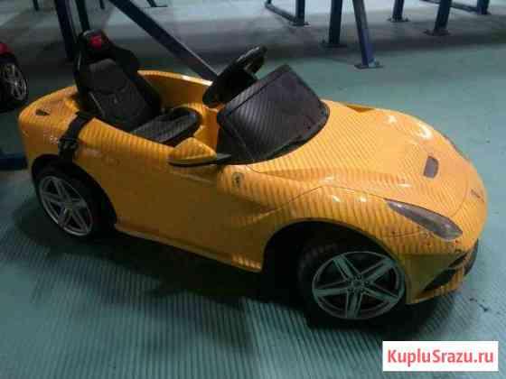 Ремонт детских машинок электромобилей Альбурикент