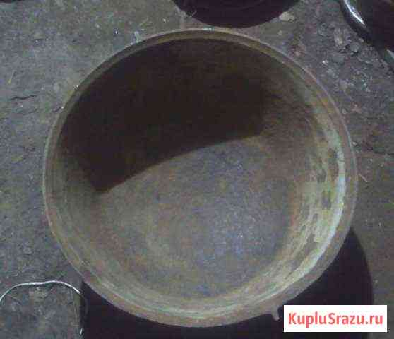 Чан чугунный 50л Нолинск