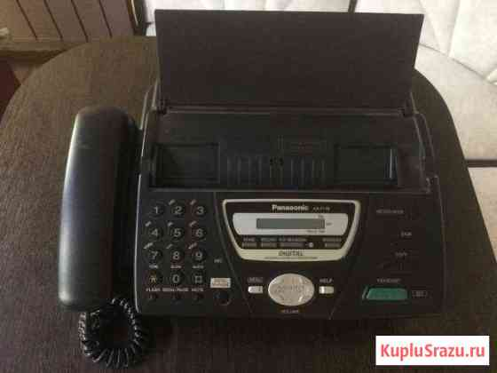Факс Panasonic KX-FT78 Нарьян-Мар