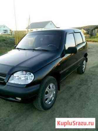 Chevrolet Niva 1.7МТ, 2006, внедорожник Никольск