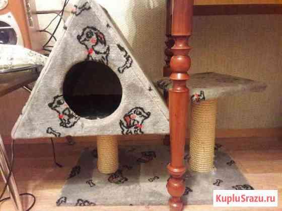 Домик для кошки Чебоксары