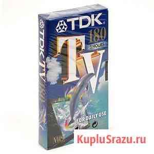 Оцифровка видеокассет VHS Москва