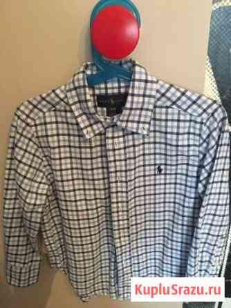 Рубашка Ralph Lauren 4 года Москва