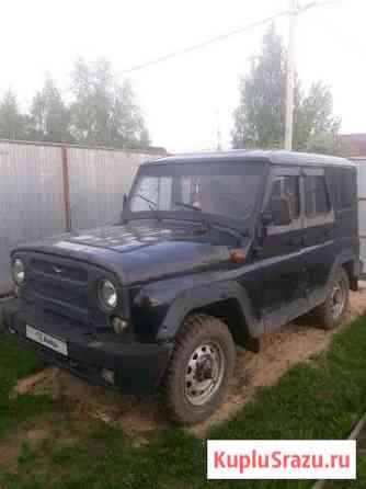 УАЗ 31519 2.4МТ, 2006, внедорожник Черусти
