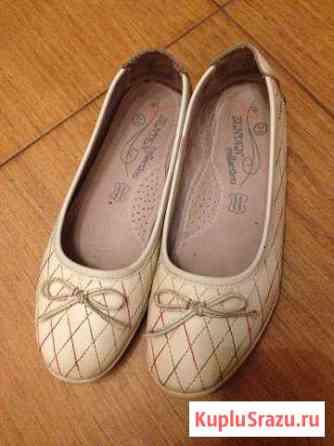 Туфли для девочки 33 Лунёво
