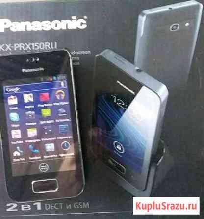 Сотовый&радио телефон Panasonic. Работает как сото Ступино