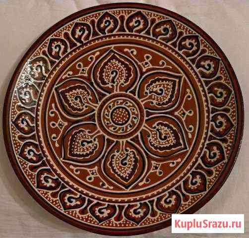 Блюдо керамика Краснодар