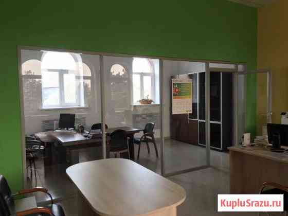 Офисные и межкомнатные перегородки из алюминия Ростов-на-Дону