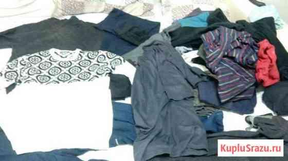 Пакетом одежда мужская р 5052 Уфа