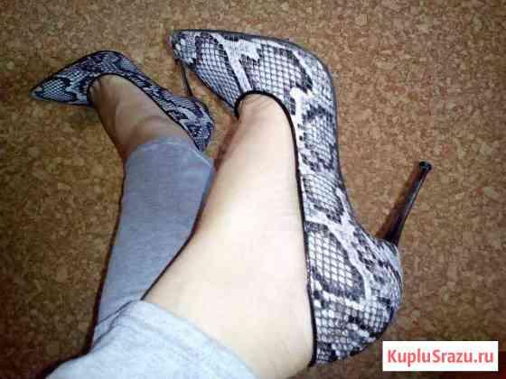 Туфли Злынка