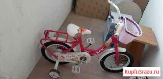 Детский велосипед,состояние нового Злынка