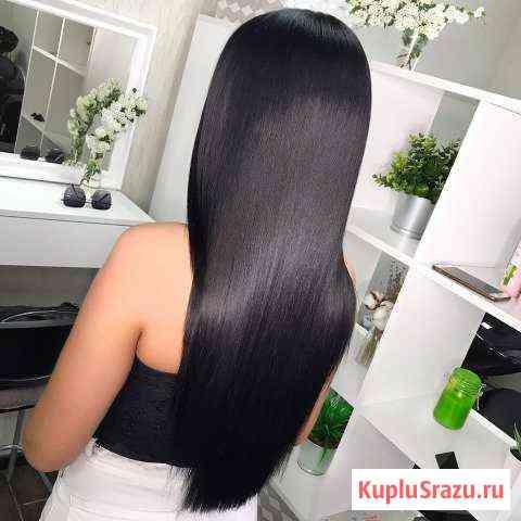 Кератиновое выпрямление, Ботокс для волос Волжский