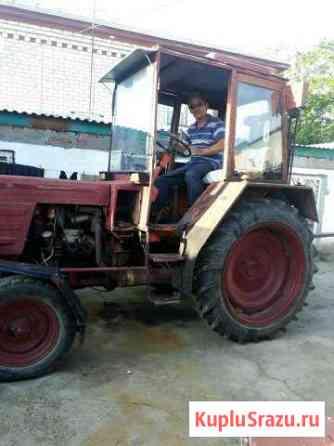Трактор Эркин-Шахар