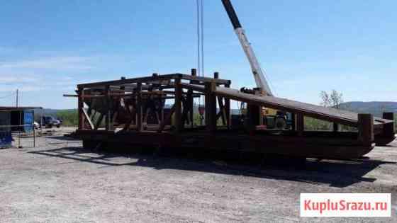 Ооо Илкун на промывочный сезон требуется Крановой Усть-Нера