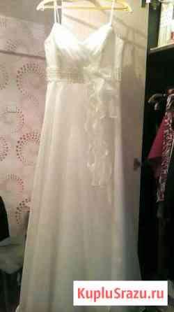 Свадебное платье 44-46 размер Благовещенск
