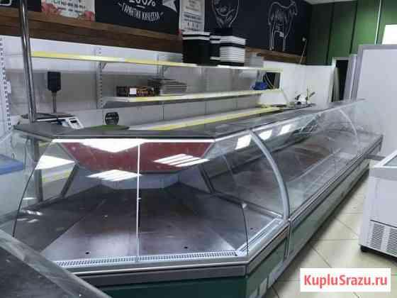 Холодильное оборудование (Витрины) Снегири