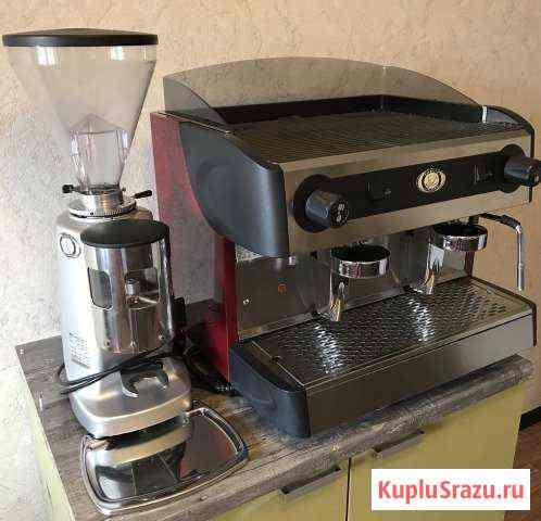 Кофемашина + кофемолка Красноярск