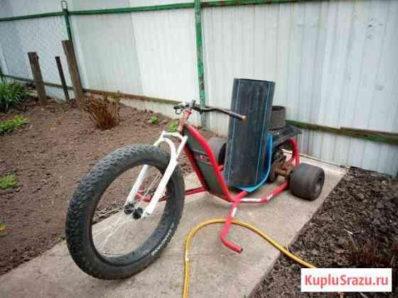 Велосипед для дрифта Владимир