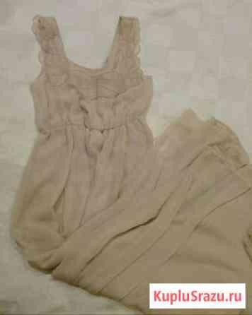 Платье кофта Хатанга