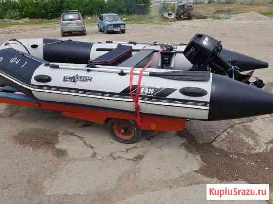 Продам моторную лодку Феодосия