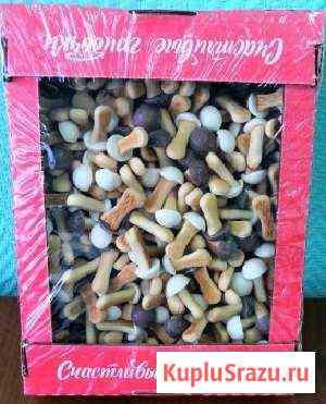 Печенье, счастливые грибочки Ижевск